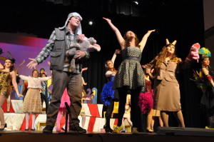 Seussical Opening Night 565