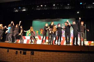 Seussical Opening Night 570