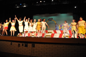 Seussical Opening Night 572