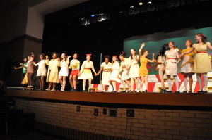 Seussical Opening Night 575