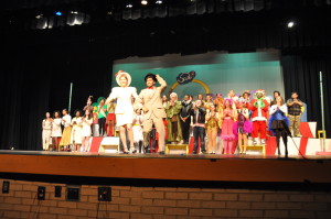 Seussical Opening Night 585