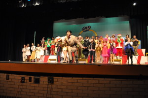 Seussical Opening Night 586