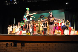 Seussical Opening Night 589