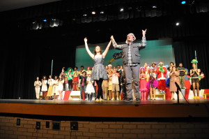 Seussical Opening Night 599